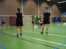 Eerste competitiewedstrijd (SCC 2, 3 en 4)
